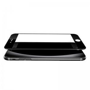 Защитное стекло Baseus All-screen Arc-surface 0.3мм, черное для iPhone 7/8