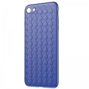 Чехол Baseus BV Weaving синий для iPhone 7/8