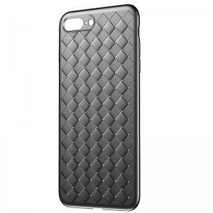 Чехол Baseus BV Weaving черный для iPhone 7 Plus/8 Plus