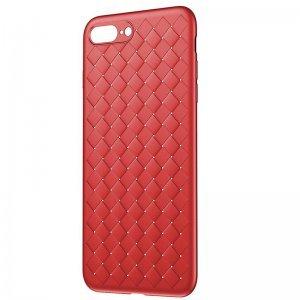 Чехол Baseus BV Weaving красный для iPhone 7 Plus/8 Plus