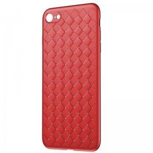 Чехол Baseus BV Weaving красный для iPhone 7/8