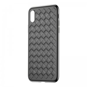 Чехол Baseus BV Weaving черный для iPhone X