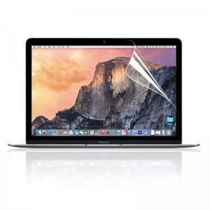 """Защитная пленка Baseus Clear Film Screen Guard глянцевая для MacBook 12"""""""