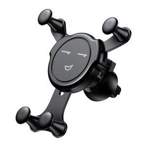 Автомобильный держатель Baseus Emoticon Gravity черный