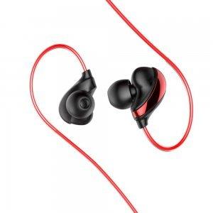 Навушники Baseus Encok H05 червоні