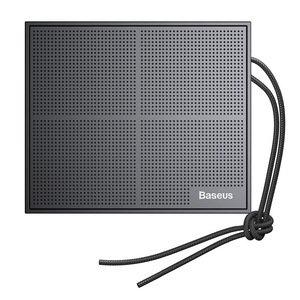 Портативный спикер Baseus Encok Music-Cube Wireless Speaker E05 черный