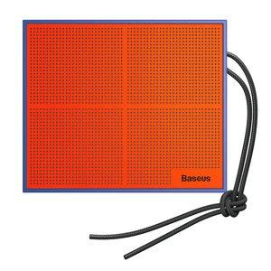 Портативный спикер Baseus Encok Music-Cube Wireless Speaker E05 синий