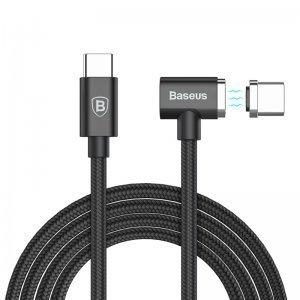 Type-C кабель Baseus Magnet 1.5M чёрный
