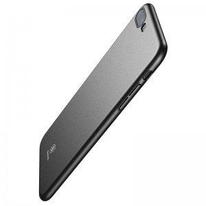 Чехол Baseus Meteorite черный для iPhone 8 Plus/7 Plus