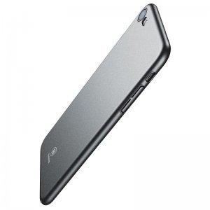 Чехол Baseus Meteorite серый для iPhone 8/7