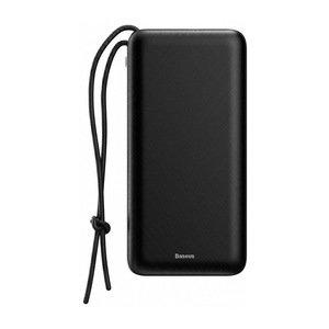 Внешний аккумулятор Baseus Mini Q PD Quick Charger Power Bank 20000mAh черный