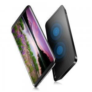 Беспроводное зарядное устройство Baseus черное для iPhone 8