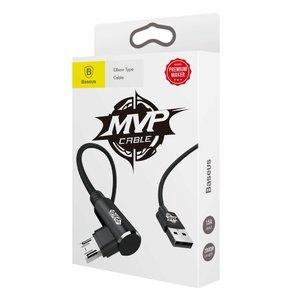 Micro-USB кабель Baseus MVP Elbow 1.5A 2M черный