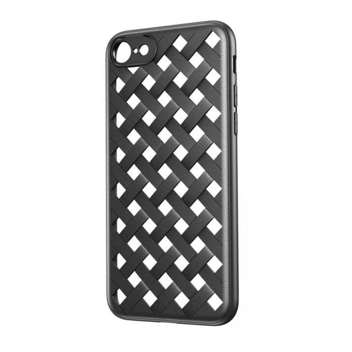Чехол Baseus Paper-Cut черный для iPhone 8/7