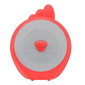 Портативная колонка Baseus Q Chinese Zodiac Wireless Chick E06 красная