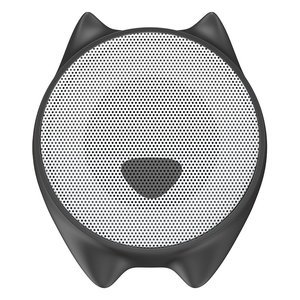 Портативная колонка Baseus Q Chinese Zodiac Wireless Dog E06 чёрная