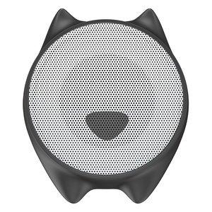 Портативна колонка Baseus Q Chinese Zodiac Wireless Dog E06 чорна