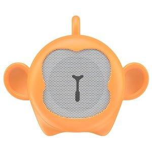 Портативна колонка Baseus Q Chinese Zodiac Wireless Monkey E06 помаранчева