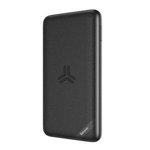 Внешний аккумулятор Baseus S10 Bracket 10W Wireless Charger Power Bank 10000mAh 18W чёрный