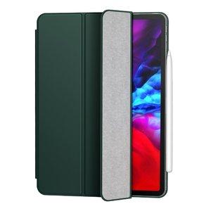 """Магнитный чехол-книжка Baseus Simplism Magnetic для iPad Pro 12.9"""" (2020) зелёный"""