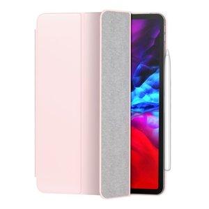 """Магнитный чехол-книжка Baseus Simplism Magnetic для iPad Pro 11"""" (2020) розовый"""