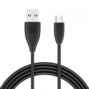 Micro-USB кабель Baseus Small Pretty Waist 1м, черный