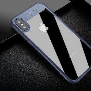 Чехол Baseus Suthin синий для iPhone X/XS