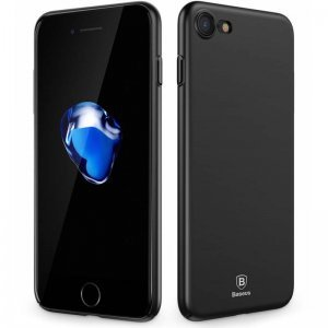 Чехол Baseus Thin черный для iPhone 7/8