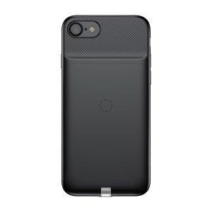Чехол для беспроводной зарядки Baseus черный для iPhone 7