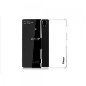 Чехол-накладка для Sony Xperia Z3 - BASEUS Sky прозрачный