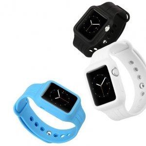 Ремешок Baseus Fresh Color Plus синий для Apple Watch 42 мм