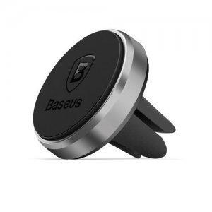 Автодержатель для смартфона Baseus Magnet черный