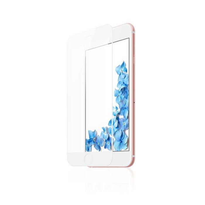 Защитное стекло Baseus Blue Light, защита глаз, белое для iPhone 7