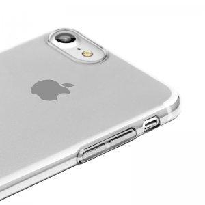 Прозрачный силиконовый чехол Baseus Simple для iPhone 8/7
