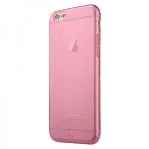 Чехол Baseus Simple розовый для iPhone 6/6S