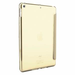 Чехол Baseus Simplism бежевый для iPad (2017/2018)