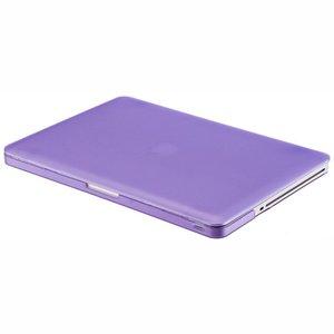 "Чехол-накладка для Apple MacBook Pro 15"" - Kuzy Rubberized Hard Case фиолетовый"