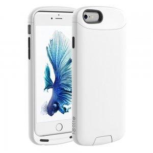 Чехол-накладка для беспроводной зарядки Apple iPhone 6/6S - iOttie iON Wireless Qi Charging Receiver белый