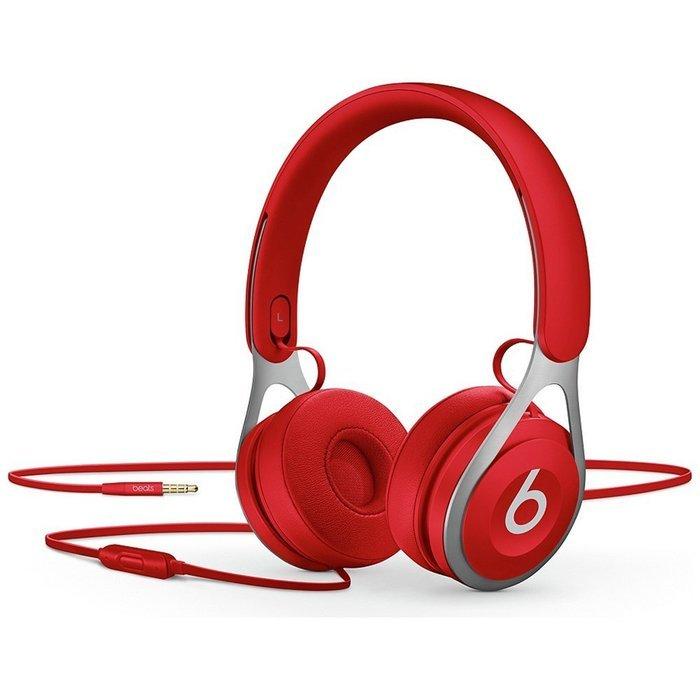 Наушники Beats EP On-Ear красные