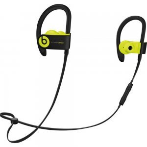 Наушники Beats Powerbeats 3 Wireless желтые