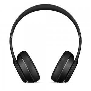 Наушники Beats Solo 3 Wireless черные