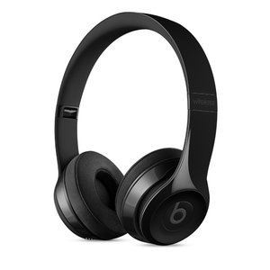 Наушники Beats Solo 3 Wireless черные