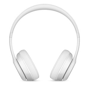 Наушники Beats Solo 3 Wireless белые