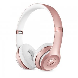 Наушники Beats Solo 3 Wireless розовые