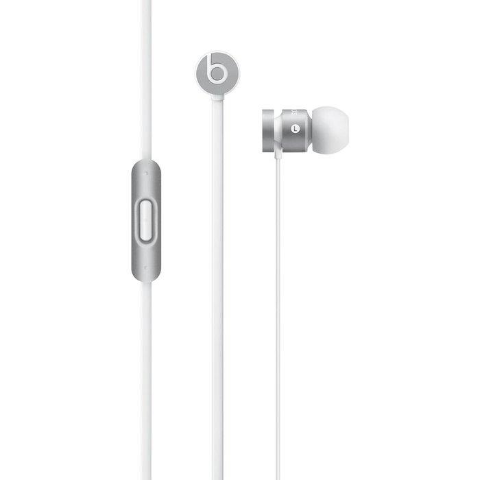 Наушники Beats urBeats In-Ear Headphones серебристые