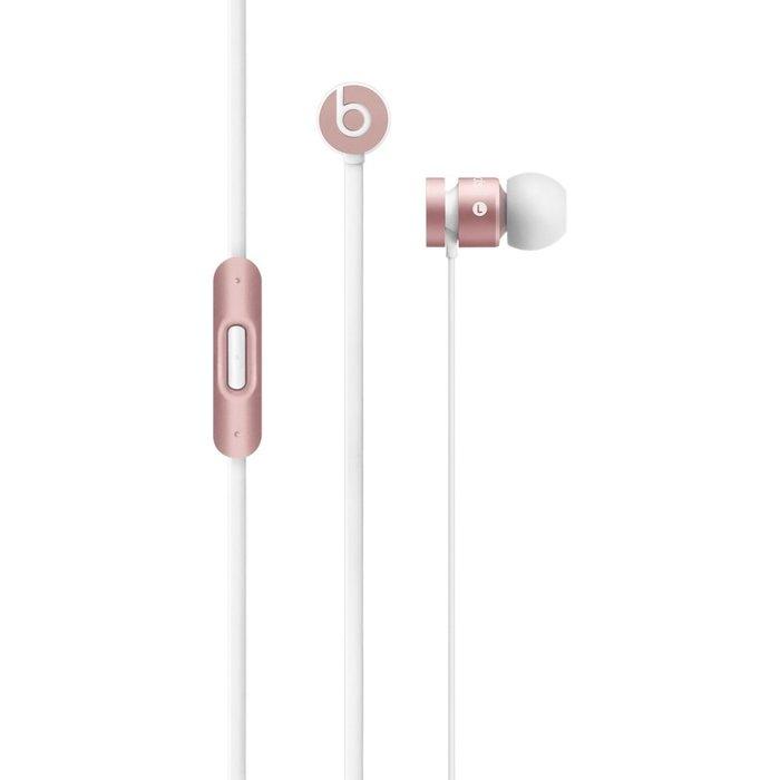 Наушники Beats urBeats In-Ear Headphones розовые
