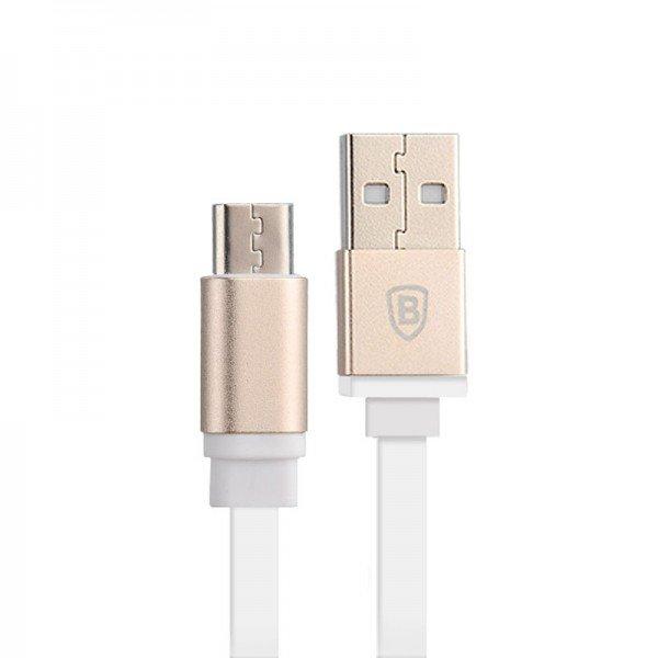 Кабель Baseus Micro-USB золотой
