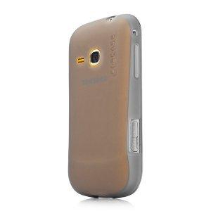 Чехол-накладка для Samsung Galaxy Mini II S6500 - Capdase Xpose черный