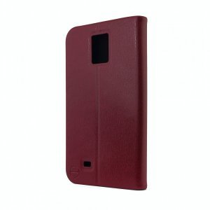 Чехол-книжка для Samsung Galaxy S IV i9500 - Ozaki O!coat Worldpass China коричневый