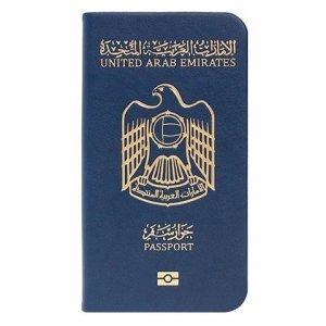 Чехол-книжка для Samsung Galaxy S4 - Ozaki O!coat Worldpass UAE синий